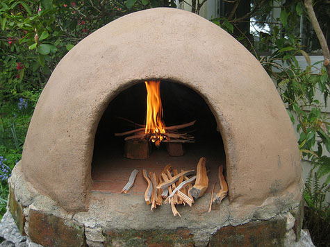 How To Build A Earth Pizza Oven Living Center Oregon