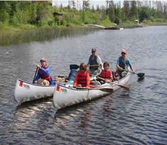 canoe 22